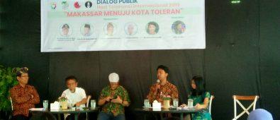 Dialog Publik, Makassar Menuju Kota Toleran